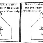 bodily resurrection cartoon by nakedpastor david hayward