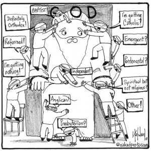 """God Guessers"" (by nakedpastor David Hayward)"