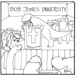 Bob Jones University, Fundamentalists and Dinosaurs