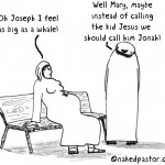 mary big as a whale cartoon by nakedpastor david hayward