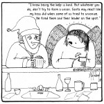god santa the help cartoon by nakedpastor david hayward