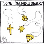 religious jewelry cartoon by nakedpastor david hayward