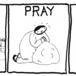 eat pray love cartoon by nakedpastor david hayward
