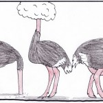 Denial and Ostrich Postures