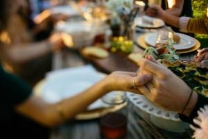 Family Dinner Pic