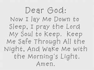 A-Childs-Prayer-Dear-God-vinyl-wall-design
