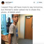 Ahmed's Clock Proves It's Time to Disarm Our Fear