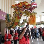 Brigid and the Chinese Dragon