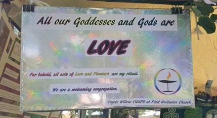 Pagan Pride Day in New Mexico