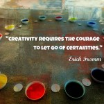 The Courage of Creativity