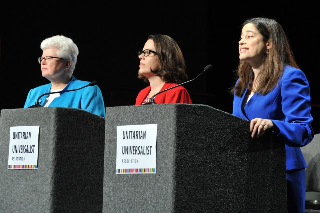 What Would You Ask the (UUA) President?