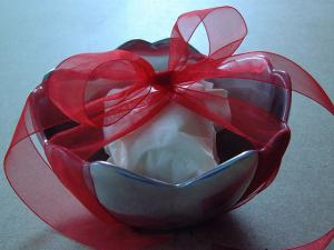 Gift. Photo by Katy (cc) 2005.