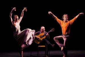 Flamenco Flow by Ricardo Garcia