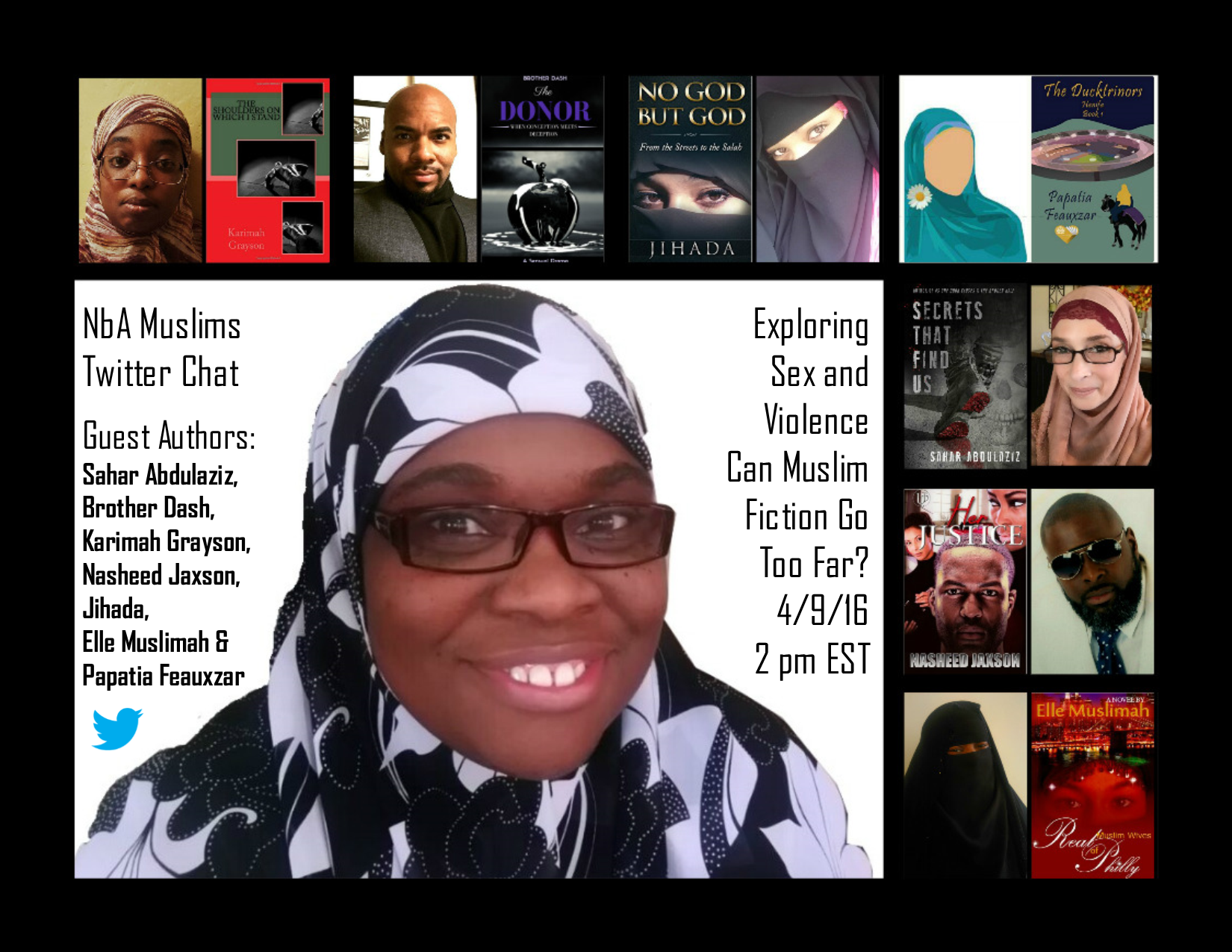 Twitter chat 2 Final Posting_7 authors