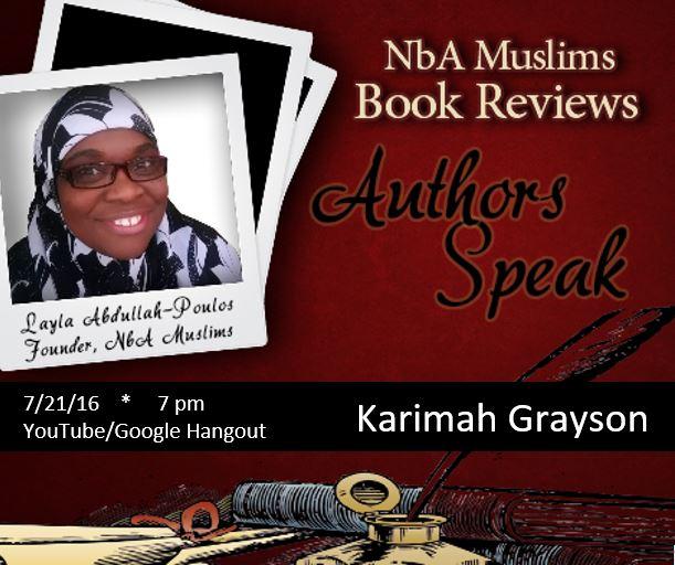 authors speak - grayson