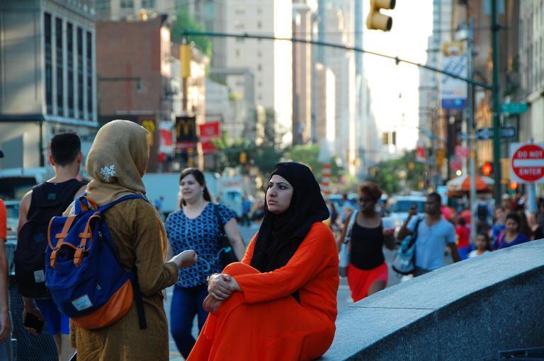 American Muslim Women Say No to EU Hijab Ban