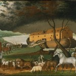 Does a Person Have to Believe Noah's Ark Really Happened to Be Saved?