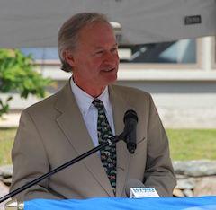Rhode Island Gov. Lincoln Chaffee