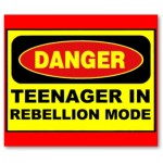 The Myth of Teenage Rebellion
