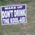 "Why Do People ""Drink The Koolaid""?"