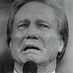 Jimmy Swaggart Crying