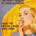 Laughter is Good Medicine: Skipping Church