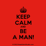 """Be a Man"" – Christianity and Gender Mystiques"
