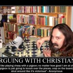 """Replace """"Christians"""" with """"Fundie"""" and it illustrates Lana Hope's point perfectly"""