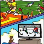 Laughter is the Best Medicine – Football or Hockey?