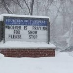 Is God to Blame For the Weather?