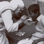 When you Google 'Mother Servant' you get images of Mother Theresa and other nuns and priests serving the poor. Somehow I don't think this is what Nancy Campbell had in mind.