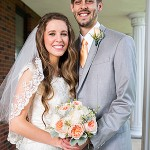 News: Jill Duggar and Derick Dillard Married Today!