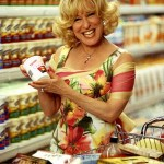 Bette Midler in The Stepford Wives.