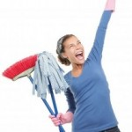 Quoting Quiverfull: Keep Cleaning and Stay Happy! (or Else!!)