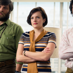 """Mad Men"" Peggy Olson and the two guys she 'controls' in an 'un-Biblical' way - Stan Rizzo and Michael Ginsburg."