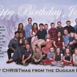 The Duggar Family Christmas Card - Let's see how long it takes them to claim NLQ violated their copyright by reproducing it here, like a zillion other websites...