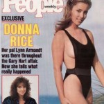 Scanned in cover of People magazine from the late 1980s