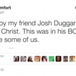 Josh Duggar's Crimes Were Committed 'BC'?