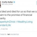 Quoting Quiverfull: Jesus Died For You To Be Rich?