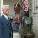 Screen cap of Roger Sterling from the AMC television show 'Mad Men'