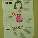 Godly Gertrude and the Harding University Dress Code