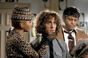 Screencap from the 1975 film 'Tommy' starring The Who's Roger Daltrey