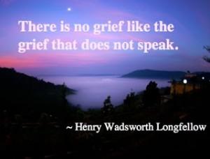 grief speak