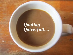 Quoting Quiverfull: Part 2 - Your Advice Got Me Shunned?