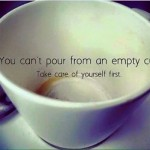 Sunday Quotes – Empty Cup