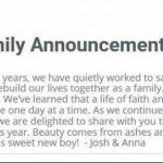 Josh and Anna Duggar Expecting Again