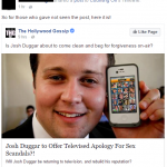 The Image Rehab of One Josh Duggar