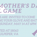 Weirdest and Silliest Mother's Day Promotions at Church?