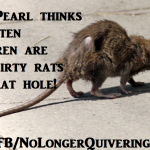 Quoting Quiverfull: Disobedient Children Are Like Dirty Rats?