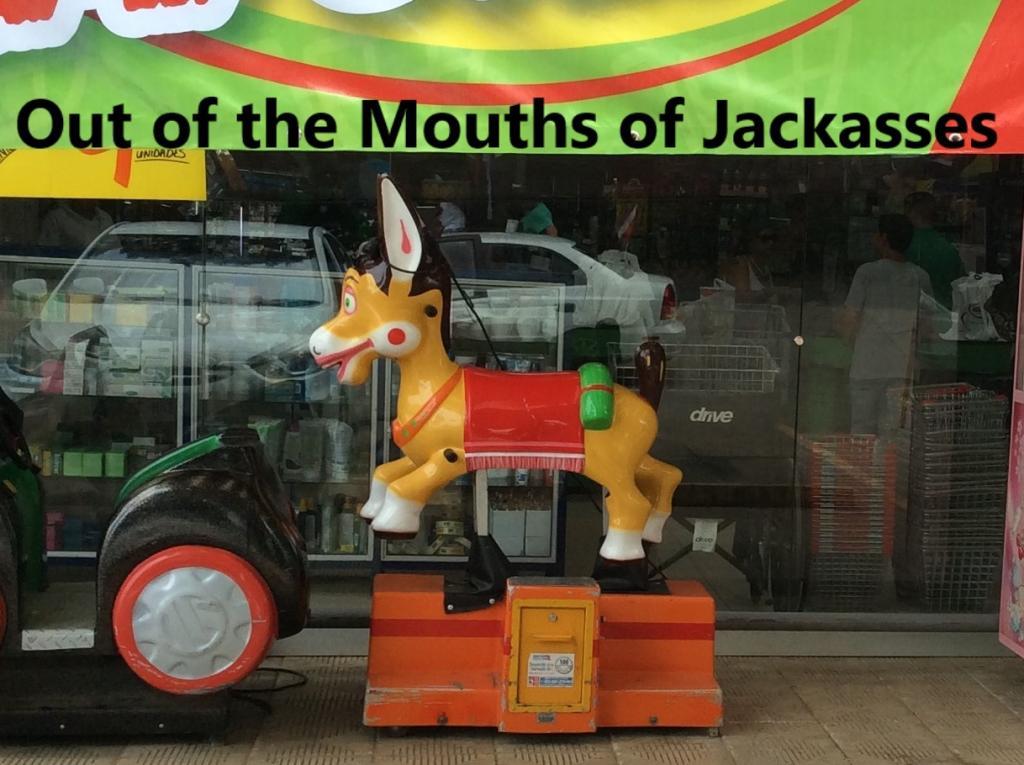 jackasses
